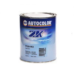 Nexa P420 952 Fast Blue mengkleur