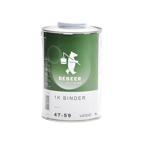 De Beer 1K Binder 47 59